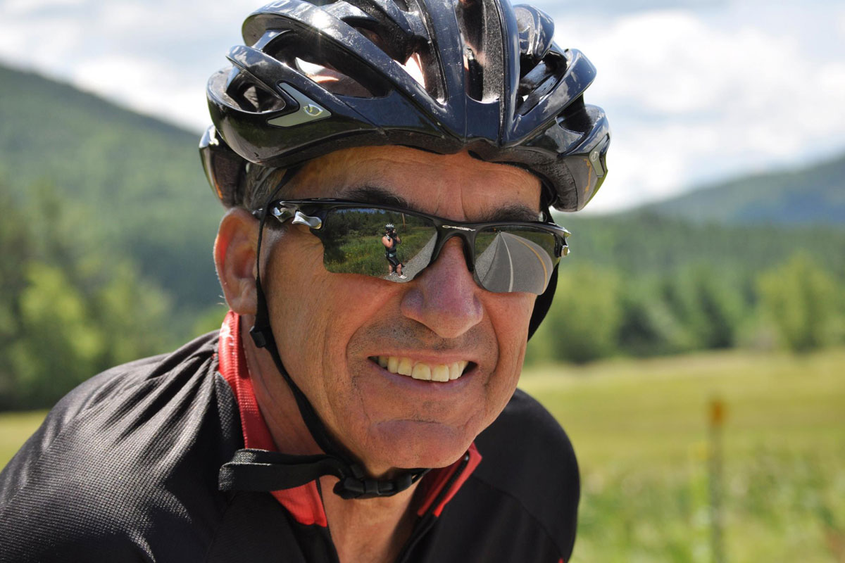 Triathlete Coach Chuck Graziano Profile