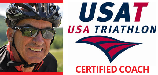 USA Certified Triathlete Training Coach